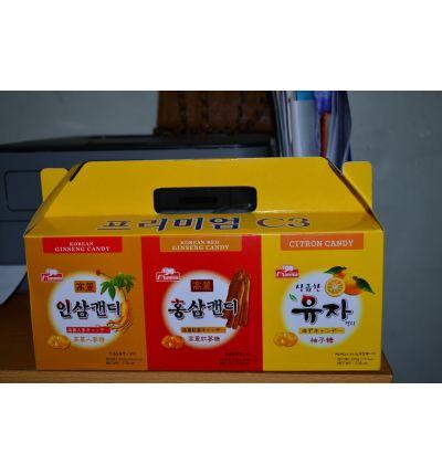 Kẹo cao cấp 600g Hàn Quốc
