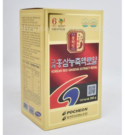 Cao hồng sâm 240 gam cao cấp Pocheon
