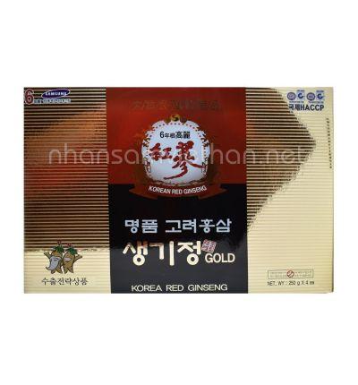 Cao hồng sâm 250g x 4 lọ Hàn Quốc